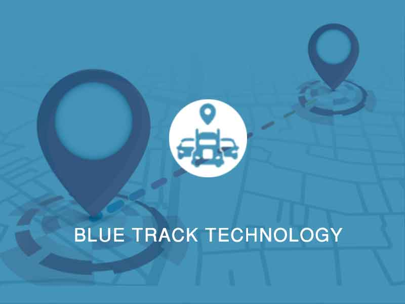 Bluetrack Technology